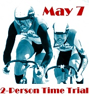 NOBC 2-Person Time Trial, May 7