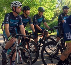 NOBC Riders at Vuelta d' Acadiana